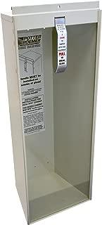 Kidde Surface-Mount 10-Pound Fire Extinguisher Cabinet   Model 468042