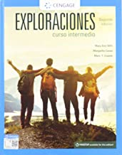 Bundle: Exploraciones curso intermedio, 2nd + MindTap, 4 terms Printed Access Card