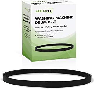 AppliaFit Washer Drive Belt Compatible With Frigidaire, Kenmore, Electrolux Washer Belt 131686100 (1-Pack)