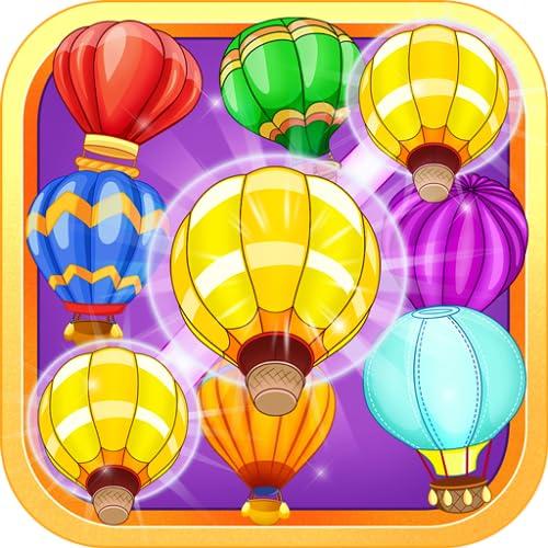 Hot Balloon: Match 3