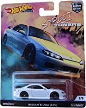 Hot Wheels Car Culture Nissan Silvia (s15) 1/5, White