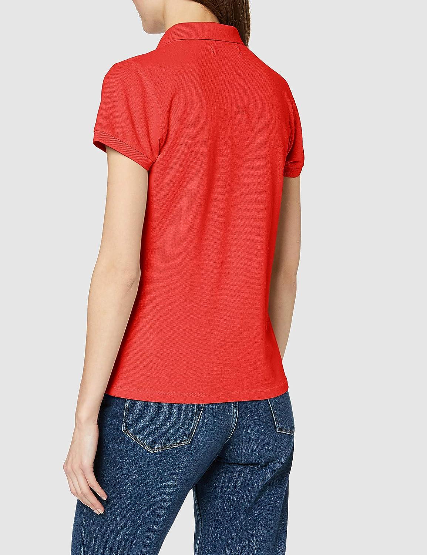 Superdry Damen Polo Shirt Poloshirt