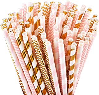 gold and pink birthday party ideas