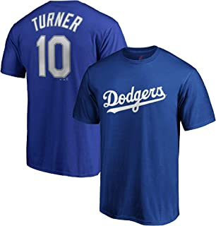 Outerstuff MLB Youth Performance Polyester Team Color Player Name and Number Jersey T-Shirt