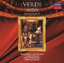 Verdi: Aida -Highlights (SHM-CD)