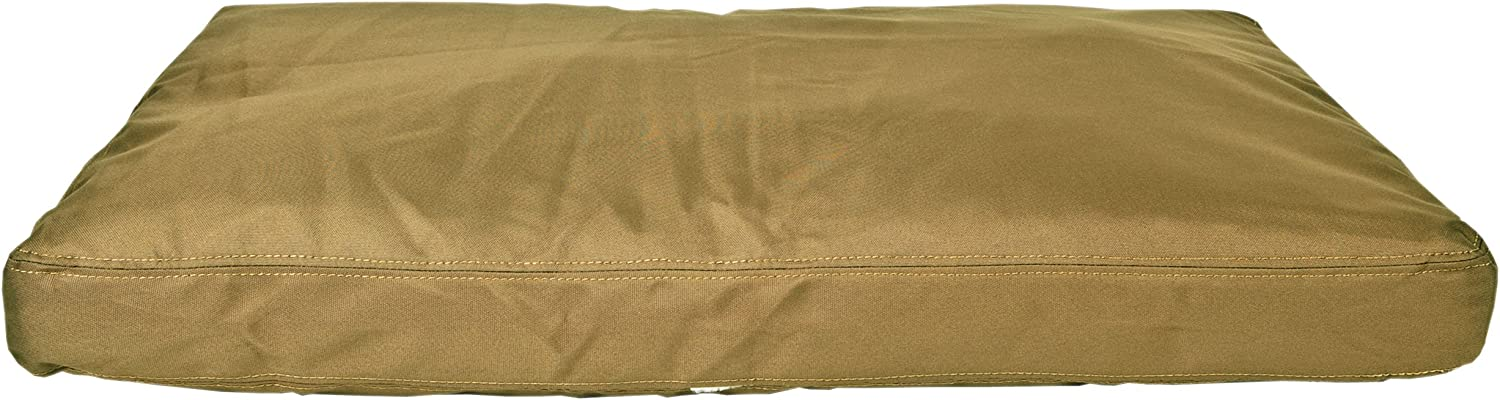 Carolina Pet 02050 CPC Brutus Tuff Saddle Stitch 52 X 42 X 4  Petnapper, Large, Brown