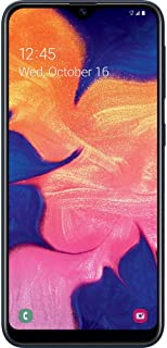 (Free $20 Airtime Activation Promotion) TracFone Samsung Galaxy A10e 4G LTE Prepaid Smartphone (Locked) - Black - 32GB - S...