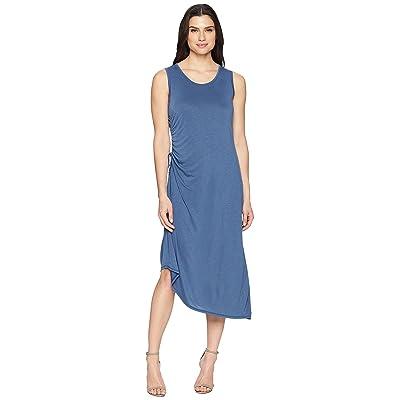 NIC+ZOE Relax Ride Dress (Wshed Rich Indigo) Women