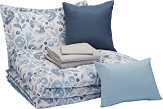 Best blue twin comforter set Reviews