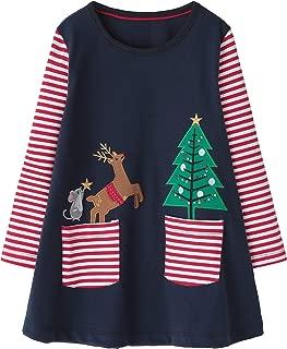 Best christmas dress girl Reviews
