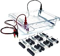 Vision Scientific VLE006 Electrophoresis Apparatus, six 7x7cm Casting Trays