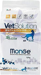 Vet Solution キャットフード 尿中ストルバイトサポート 1.5kg