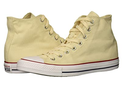 Converse Chuck Taylor(r) All Star(r) Core Hi (Natural Ivory) Classic Shoes