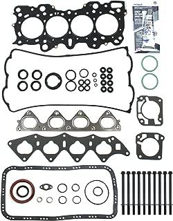 CF616C1HB MLS Engine Full Gasket Set and Head Bolt Kit for VTEC Acura Integra 1.8L GS-R TYPE-R B18C B18C1 B18C5 Engine