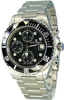 Revue Thommen - – Reloj de Pulsera para Hombre XL Diver Cronógrafo Automático Acero Inoxidable 17571.6137