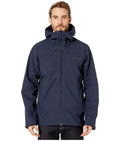 adidas Outdoor Swift Rain Jacket (Legend Ink) Men