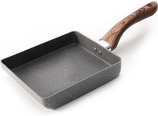 Zaigon All in 1 pan - apto para inducción + lavavajillas - Crepe pan - sartén para tortillas - Tamagoyaki pan - sartén pequeña - sartén - sartén para panqueques - sartén para sushi