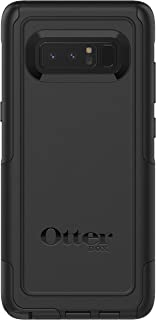 OtterBox COMMUTER SERIES Case for Samsung Galaxy Note8 - Retail Packaging - BLACK