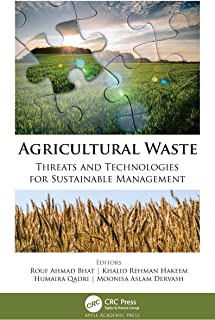 Agricultural Waste: Threats and Technologies for Sustainable Management