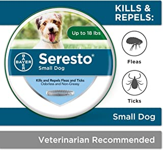 seresto collar large dog 2 pack