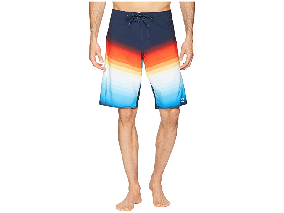 Billabong Fluid X Boardshorts (Sunset) Men