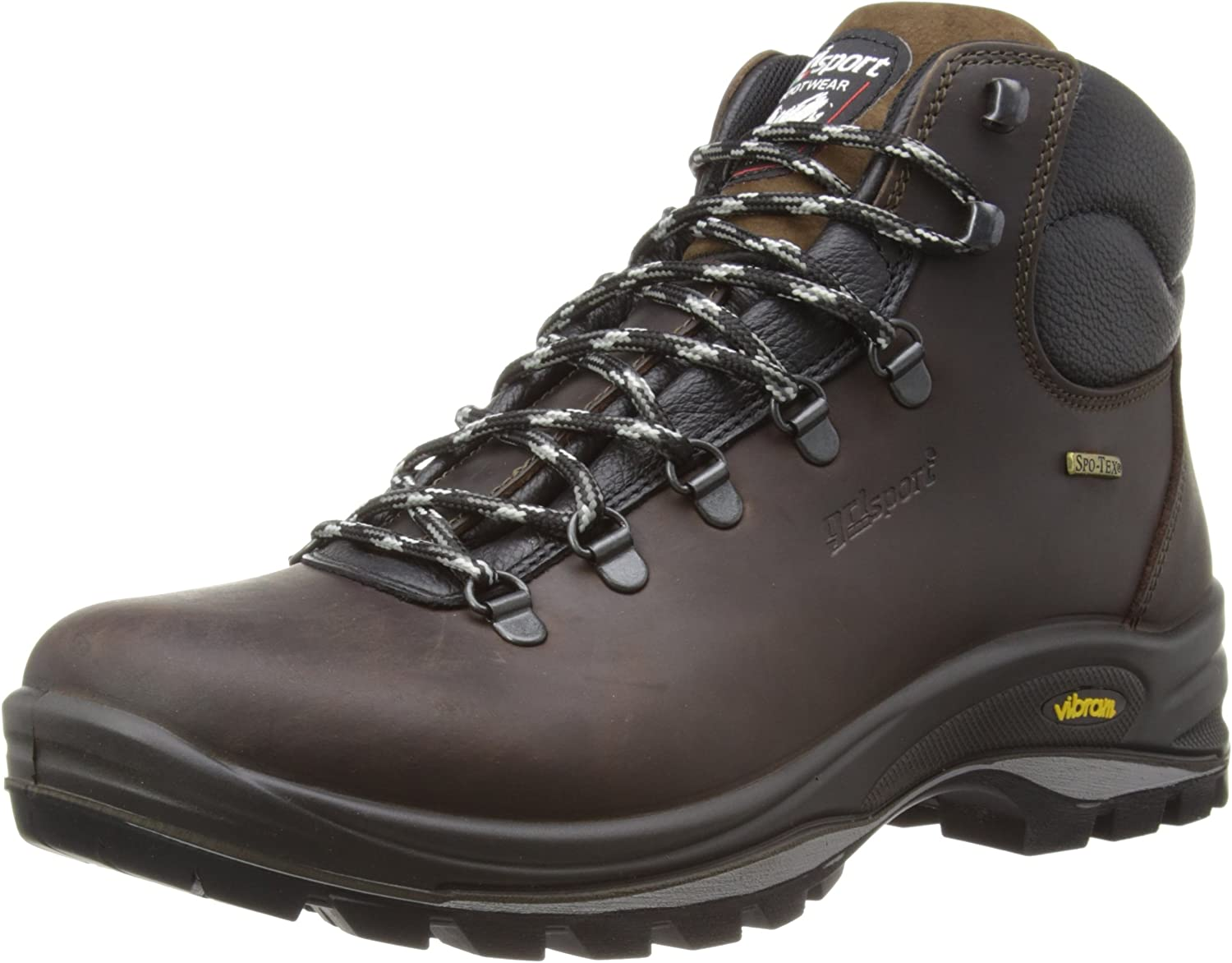 greyport Unisex-Adult Fuse Trekking and Hiking Boots