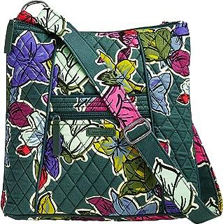 Vera Bradley Women's Hipster Falling Flowers Crossbody Bag
