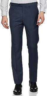 Arrow Blue Mens Trousers Regular Pants