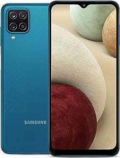 SAMSUNG Galaxy A12 Dual SIM 128GB 4GB RAM 4G LTE (UAE Version), Blue