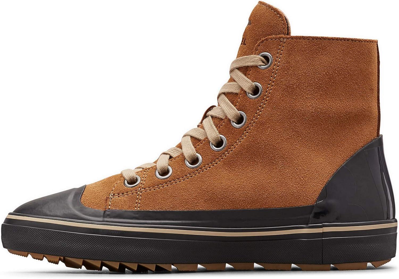 SOREL - Men's Cheyanne Metro Hi Waterproof Insulated Winter Sneaker