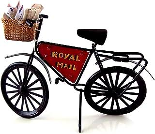 Amazon.es: Melody Jane Miniatura Casa de Muñecas Poste Exterior Oficina Royal Correo de Cartero Bici Bicicleta: Juguetes y juegos