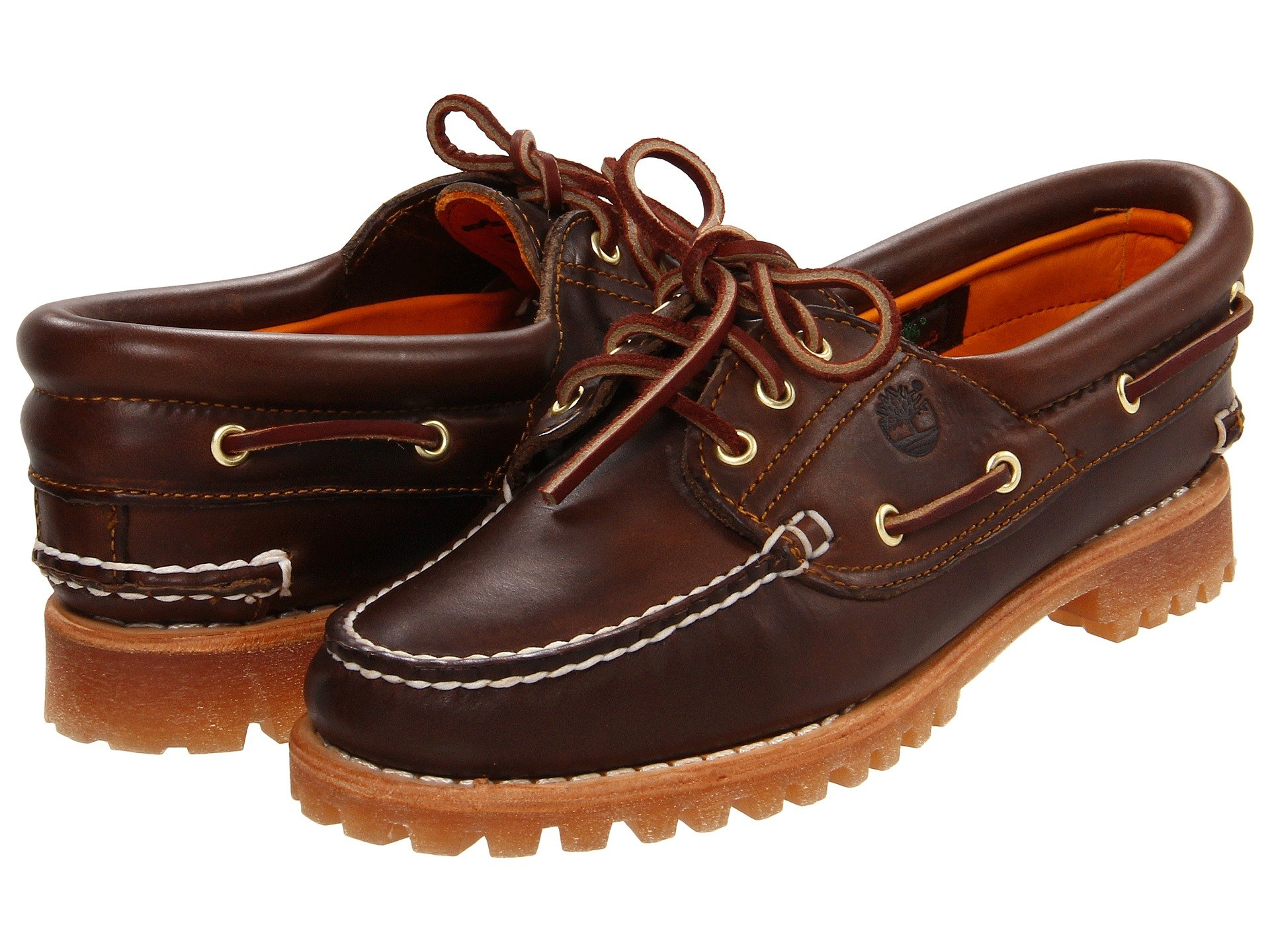 Boat Shoes para Mujer Timberland Noreen 3-Eye  + Timberland en VeoyCompro.net