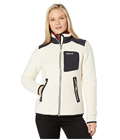 Marmot Wiley Jacket (Cream/Black) Women