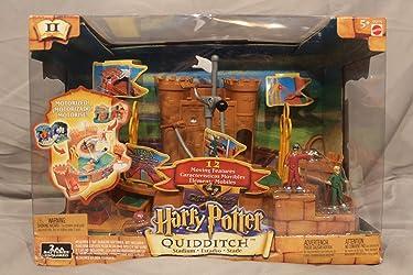Harry Potter Quidditch Stadium Playset