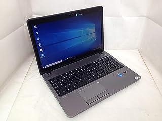 【中古ノートパソコン】HP HP ProBook 450 G1 [G7H10PC#ABJ] -Windows7 Professional 32bit Core i5 2.5GHz 4GB 320GB DVDハイパーマルチ 15.6インチ(B06...