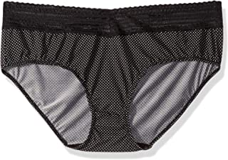Calvin Klein Women's Plus Size No Pinching No Problems Lace Hipster Panty