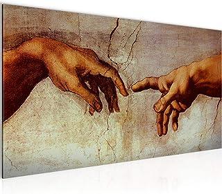 XXL BILDER KUNSTDRU WANDBILDER Werke von Leonardo Da Vinci VLIES LEINWAND BILD