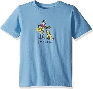 Boys Vintage Crusher T-Shirt