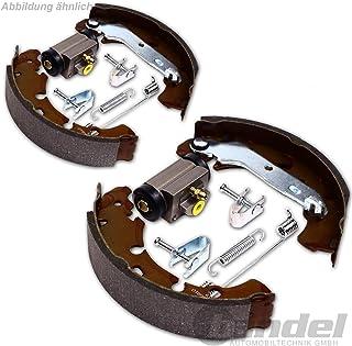 Bremsen Bremsbacken Set hinten