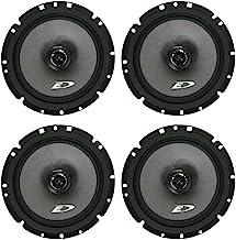 "(4) Alpine SXE-1726S 6.5"" 220 Watt 2-Way Car Audio Coaxial Speakers photo"