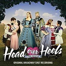 Best head over heels broadway songs Reviews
