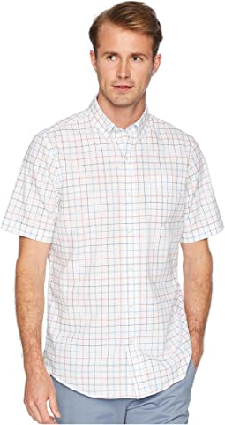 Short Sleeve Cotton Woven Shirt