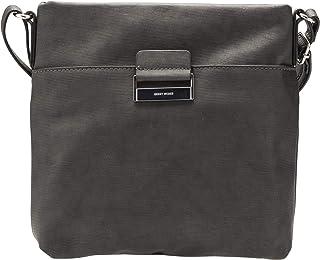Gerry Weber be different shoulderbag mvz Damen Tasche, 4080004507, Dunkel Grau 802