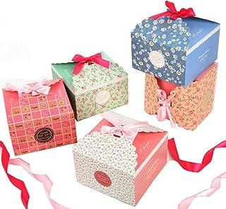 6129e1c158 Scatole Natale,Fashionbabies Confezioni Regalo,Set di 15 scatole Decorative  Per il Natale,