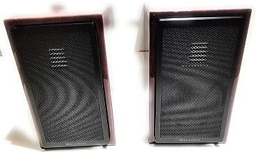 MartinLogan LX16 Black Cherrywood (Ea.) Bookshelf Speaker