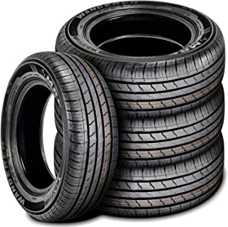 Set of 4 (FOUR) MRF Wanderer Street All-Season Touring Radial Tires-215/60R16 95H
