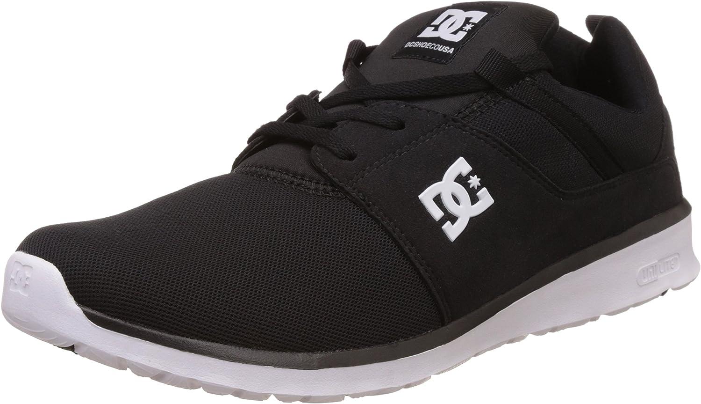 DC Men's Heathrow Low-Top Sneakers