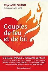 Couples de feu et de foi Format Kindle