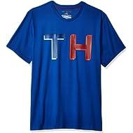 Tommy Hilfiger Men's Short Sleeve Crew Neck Graphic T-Shirt