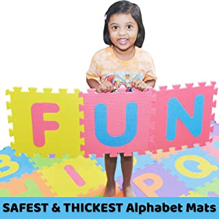 Best baby play mat alphabet Reviews
